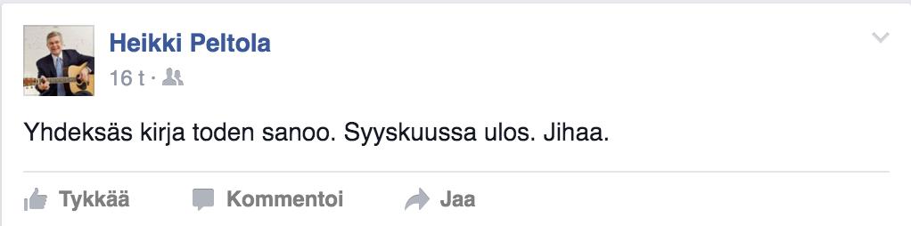 Heikki Julkaisee