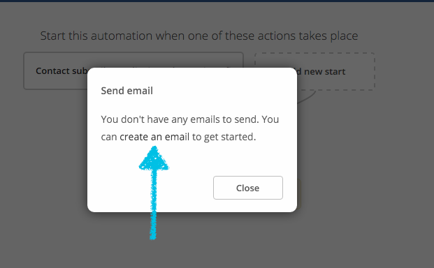 luo sähköposti