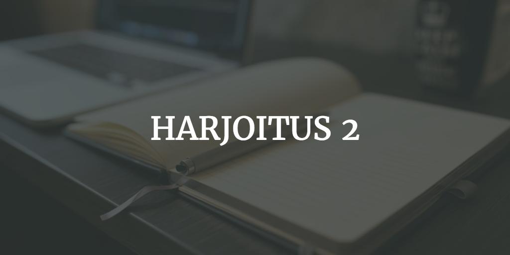 harjoitus-2